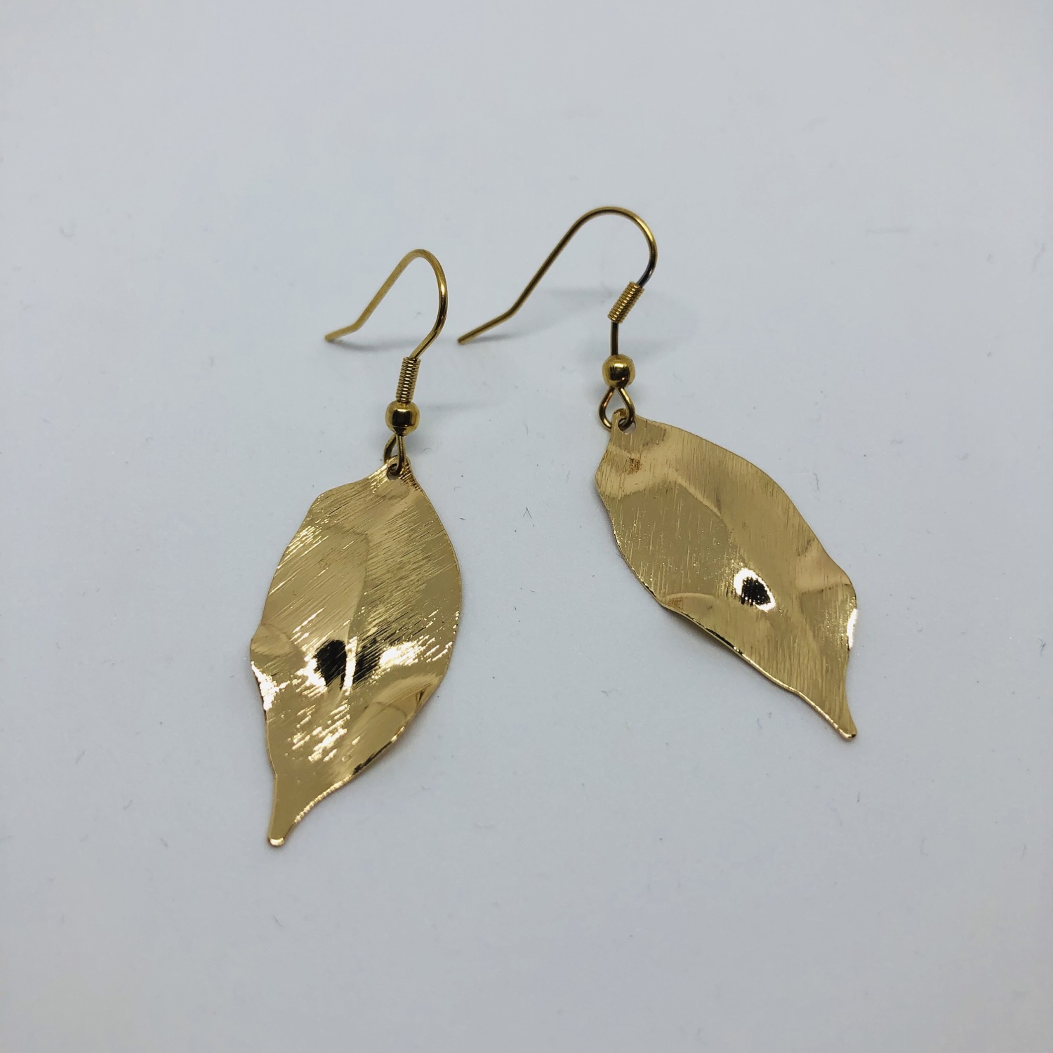 Boucles feuille