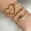Thumbnail: Collier - Bracelet Amour