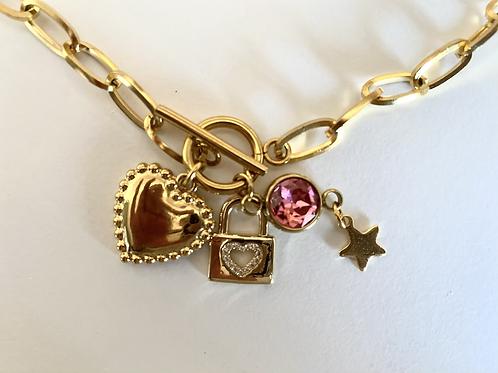 Collier ou bracelet les merveilles 2