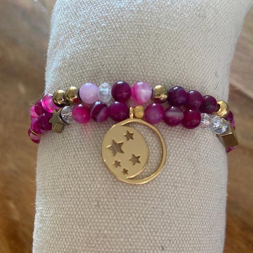 Bracelet astre