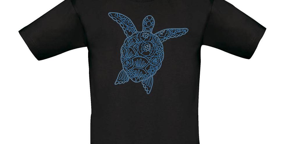 Kindershirt 'Schildkröte'