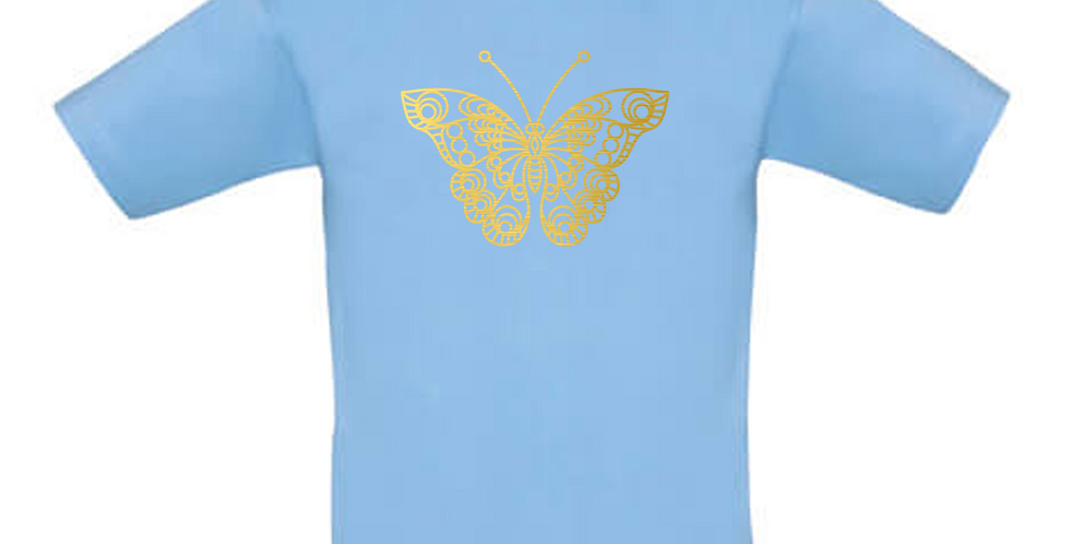 Kindershirt 'Schmetterling'