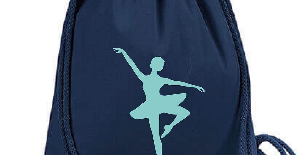 Turnbeutel 'Ballerina'