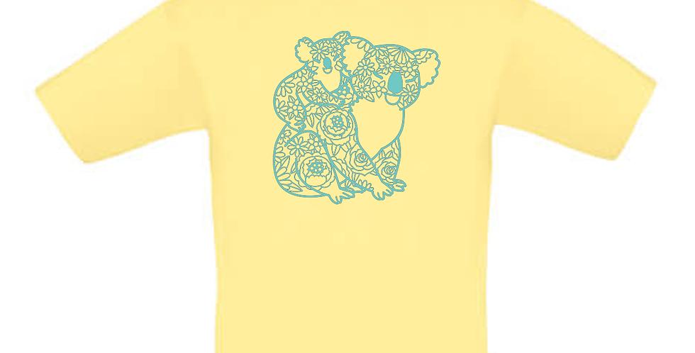 Kindershirt 'Koalas'