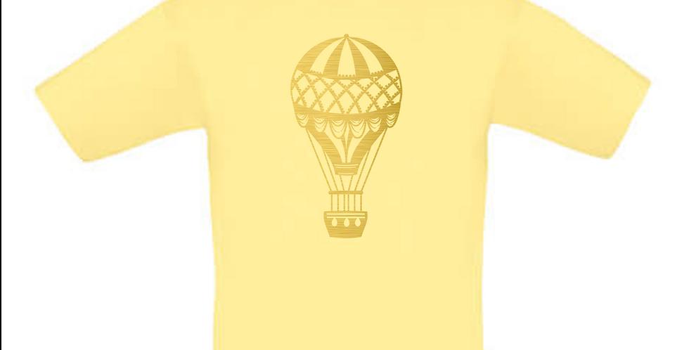 Kindershirt 'Vintage Ballon'