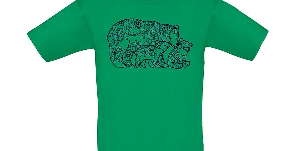 Kindershirt 'Bären'