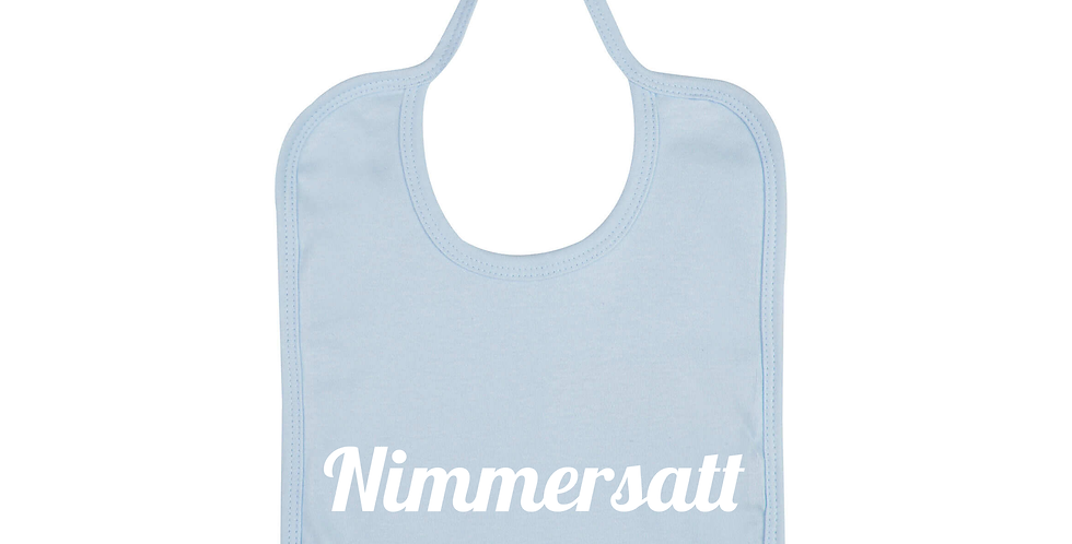 Baby Lätzchen 'Nimmersatt'
