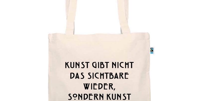 Kunsttasche 'Klee'