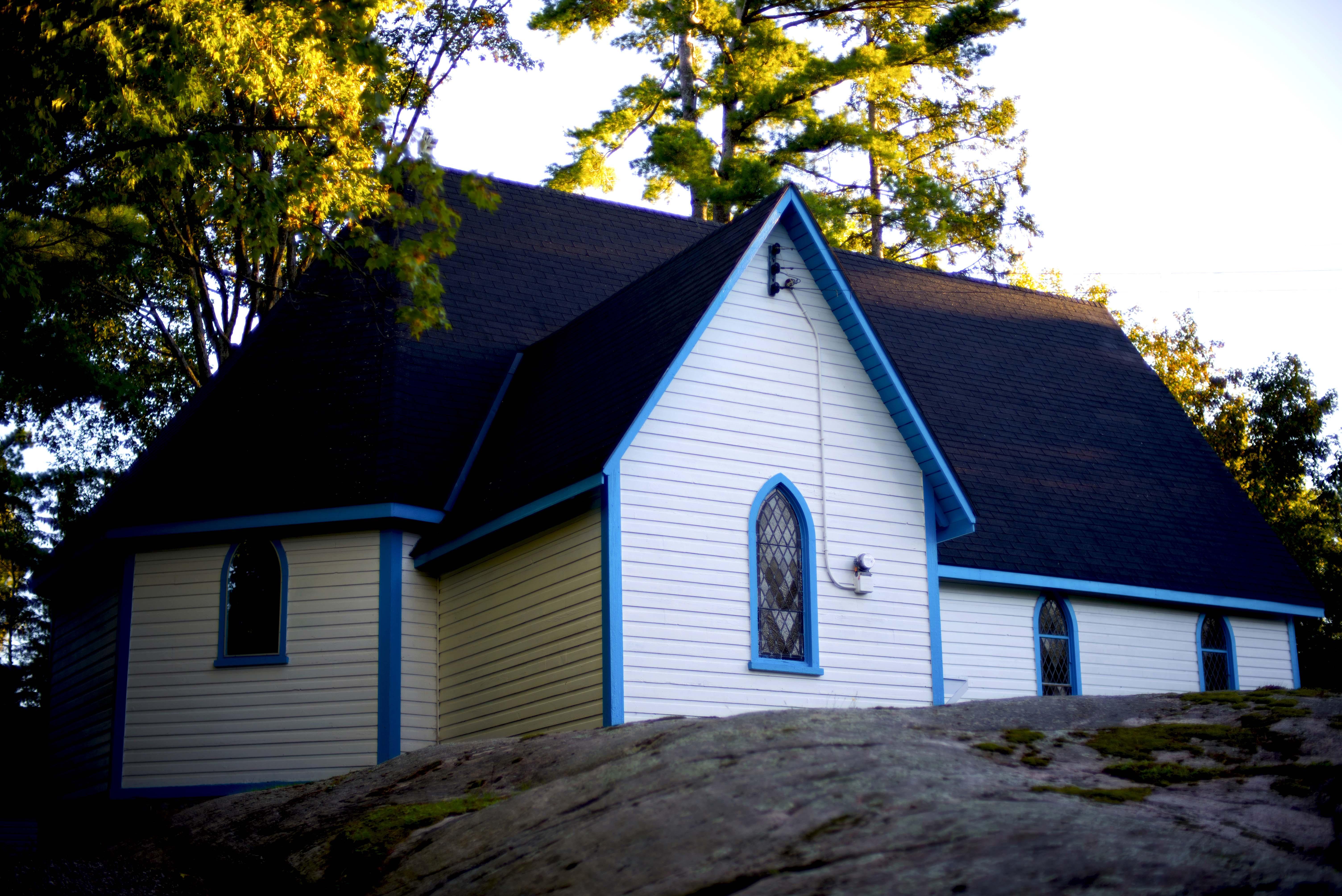 Muskoka church