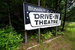 Drive in Muskoka