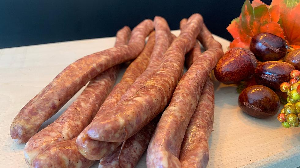 Carnati porc subtiri (afumati)