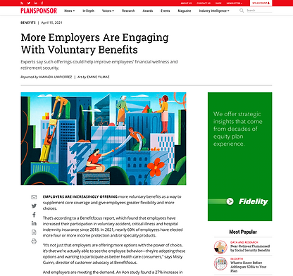 PS-041521_Voluntary Benefit Offerings In