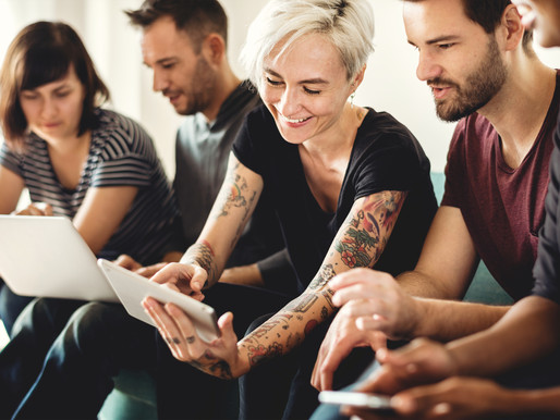 The importance of designing effective communication strategies for new media