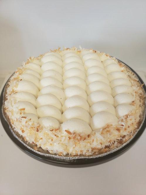 """9""""Coconut Cream Pie"""
