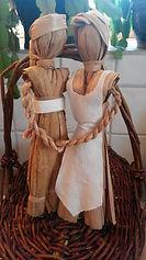 Cattail Doll 1 Frostbite Symposium Bushcraft