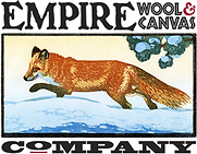 Empire Wool and Canvas hand creates functional, quality clothing for the outdoors.  Simply the best.