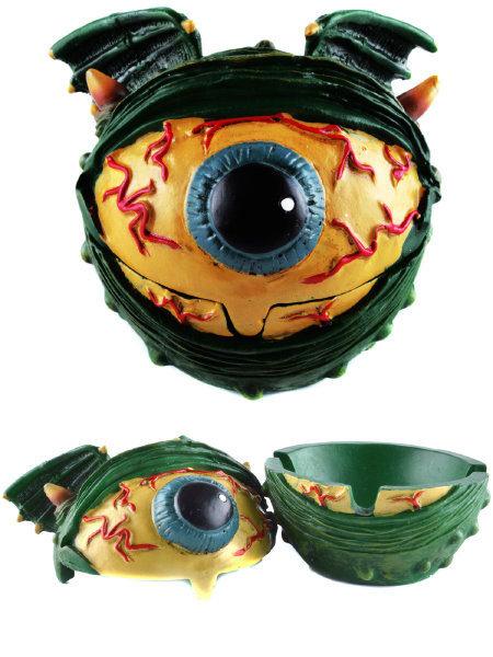 Flying Eye Monster Ashtray