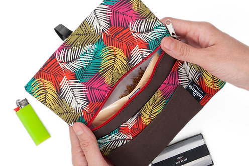 Tobacco Pouch Bag - Tropicalia