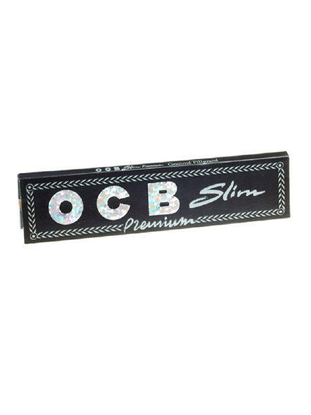 OCB Premium King Size Slim Rolling Papers