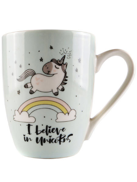Ceramic Unicorn Mugs 4 Designs