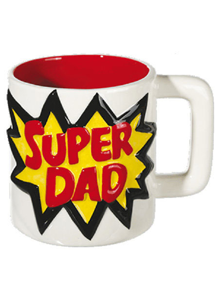 Super Dad XL Mug