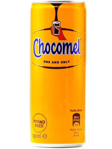 Chocomel Can 250ml Drink Can