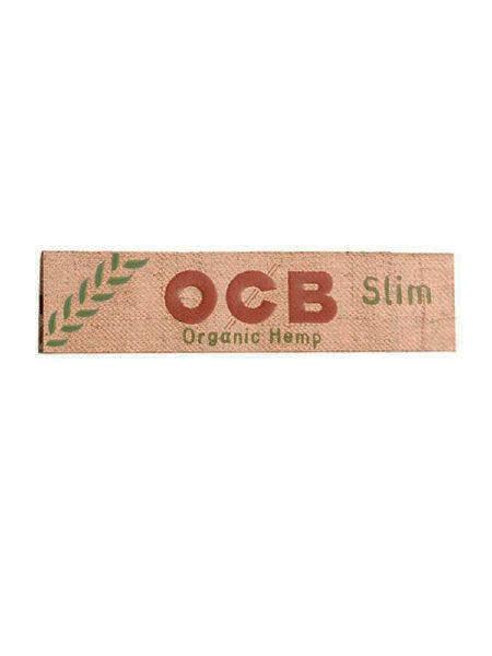 OCB Slim Organic Hemp Papers