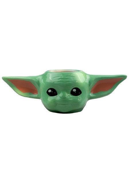 Baby Yoda 3D Mug