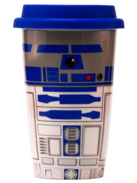R2 D2 Star Wars Travel Mug