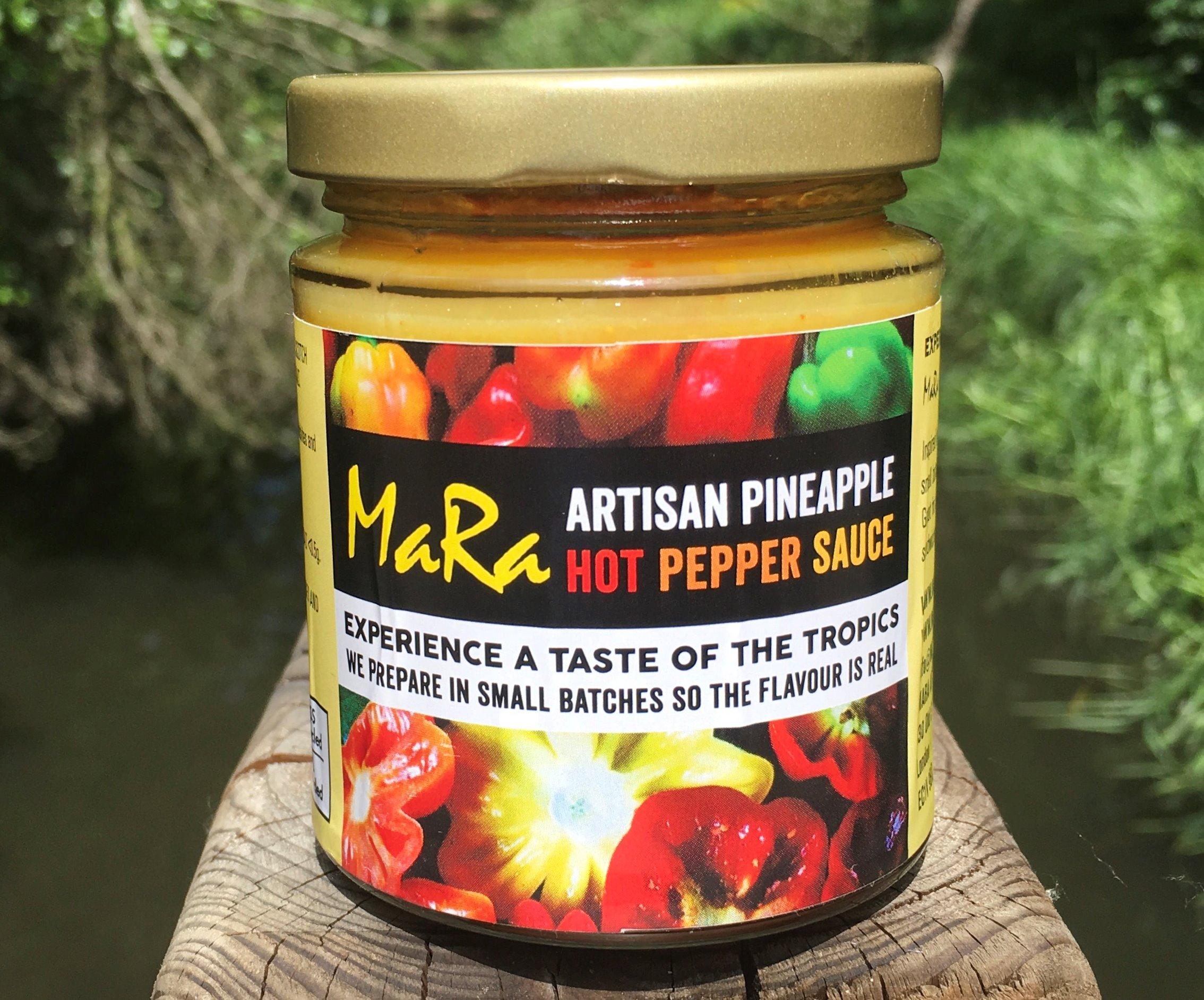 MaRa artisan pineapple hot pepper sa