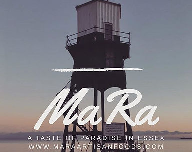 Paradise baking in Essex_www.maraartisan
