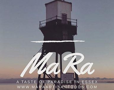 Paradise baking in Essex_www.maraartisan