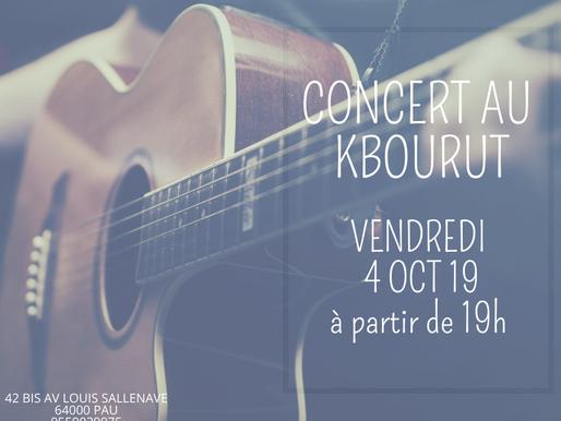 Concert au Kbourut