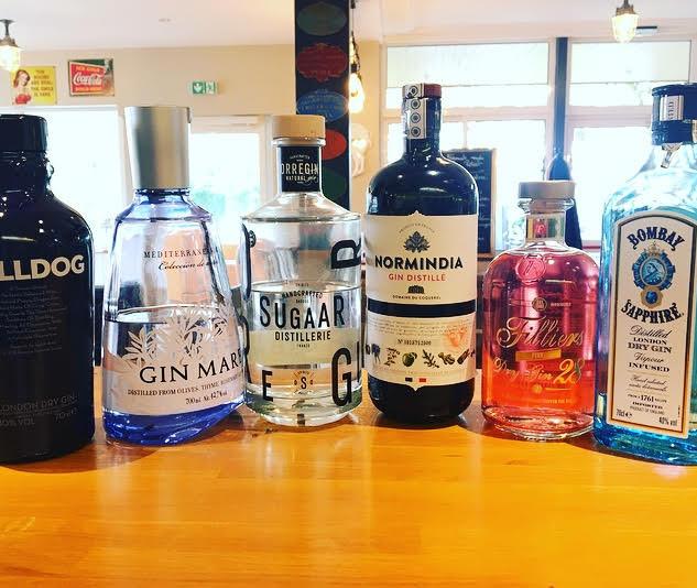 Notre sélection de Gin internationaux