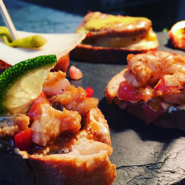 Pintxos made in Kbourut
