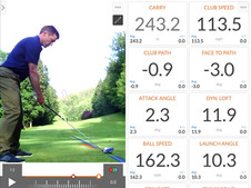 On Course TrackMan