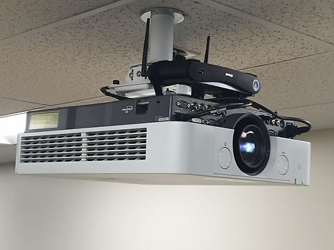 Pinnacle Projector Install