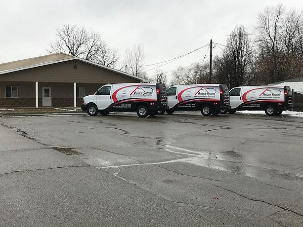 Pinnacle Systems Vans