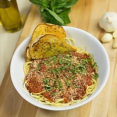 Spaghetti, Penne, or Fettuccini