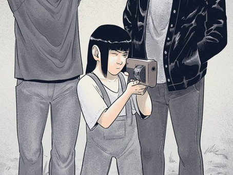 MADE IN KOREA, ISSUES #1-3