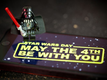 May the 4th Be With You (Star Wars Day) w/ MRASP LFH