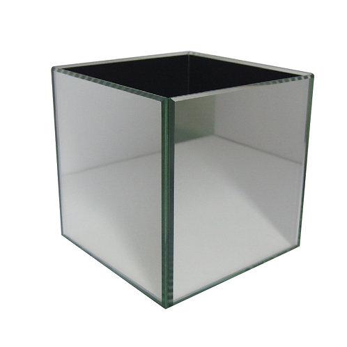 Mirror Square Vase - VM-555