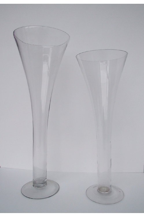 "Trumpet Vase 27"" - AHG927"