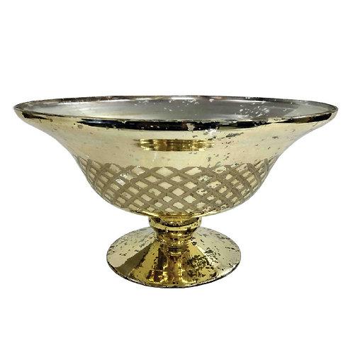 Gold Detailed Bowl - TF926G