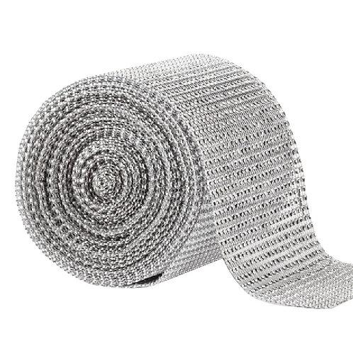 Silver Diamond Roll - DIMWRAP-S