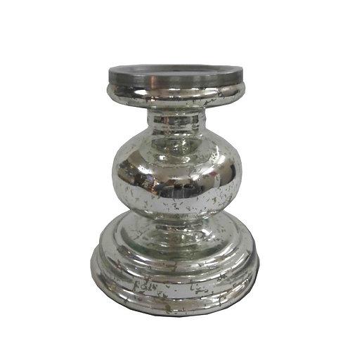 Silver Mercury Pedestal - TF676S