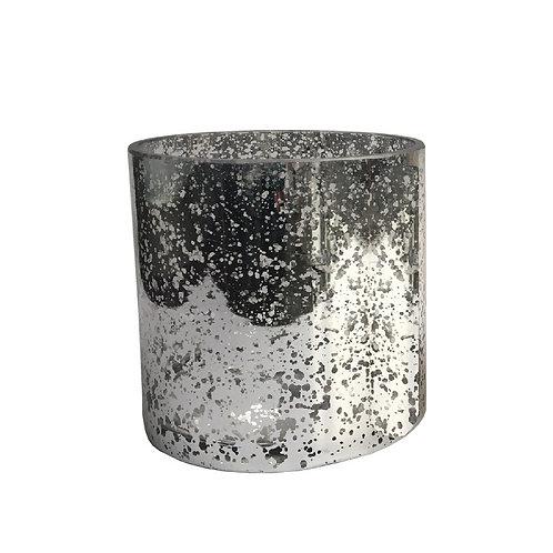 Silver Mercury Cylinder
