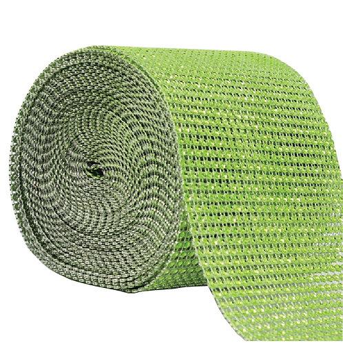 Lime Green Diamond Roll - DIMWRAP-LG