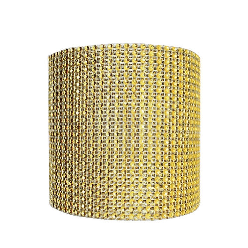 Gold Diamond Roll - DIMWRAP-G