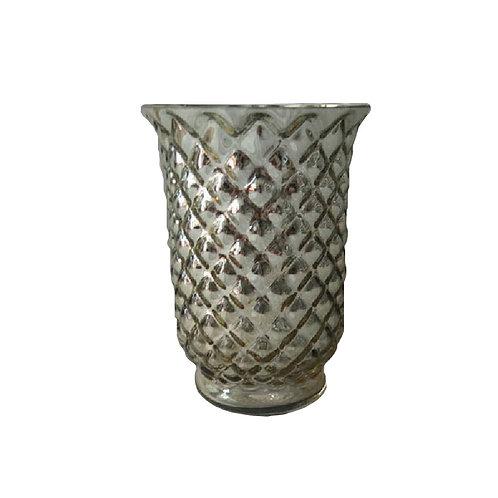 Gold Hoosier Vase - GH456G